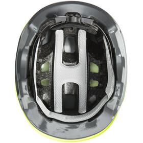 UVEX City 9 Helmet neon yellow